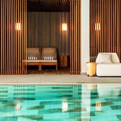Unser Hotel bei Genf