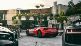 Ferrari 488 Spyder