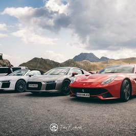 Bilder der Gardasee Tour 2018.