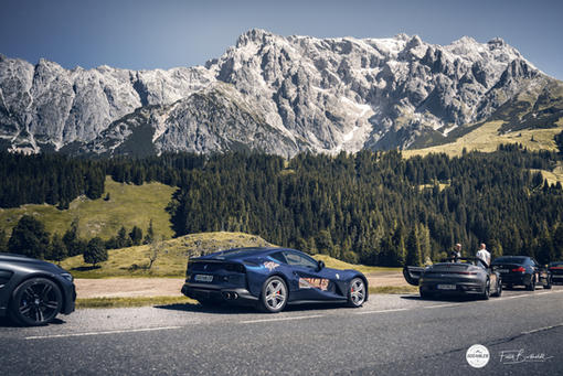 Sportwagentouren - 600 MILES