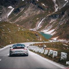 600 MILES Sportwagentour