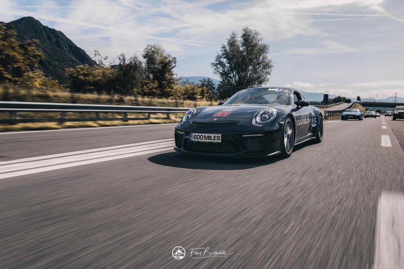 Porsche GT3 Touring 600 MILES