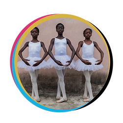 Afro Girls Day Leap of Dance Academy