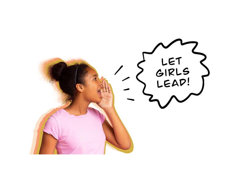 Let Girls Lead Afro Girls Lead