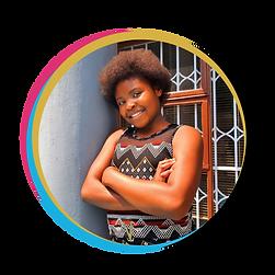 Afro Girls Day Michelle Nkamankeng