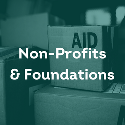 Non-Profits & Foundations