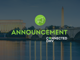 Connected DMV Welcomes Matt Erskine and Sarah Bauder to its Executive Team