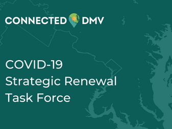 Governor Larry Hogan Highlights Vaccine Progress, Regional Recovery at the Connected DMV Task Force