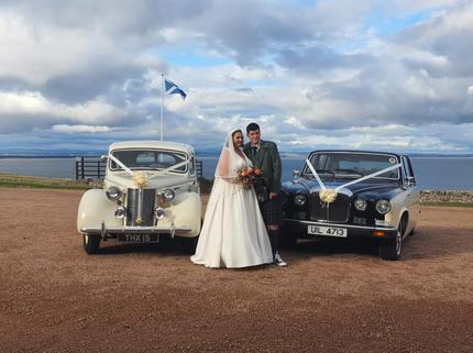 Austin BS1 and Daimler