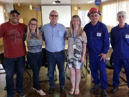 Les compartimos el trabajo que esta realizando nuestro Partner Roberto Roche en Brasil. 🌎