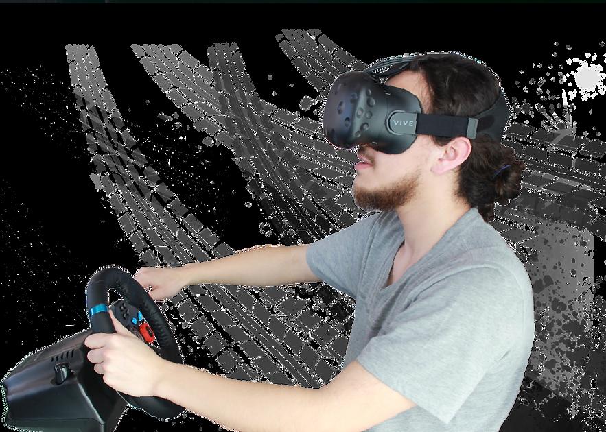 Safe Drive simulador de conduccion reali