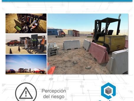 Simulador virtual de accidente de atrapamiento