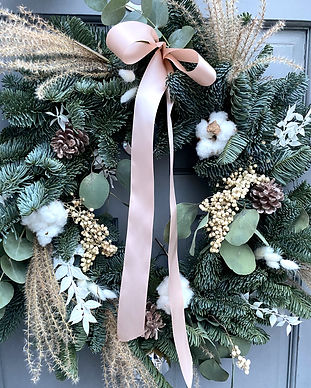 ellilas place Fulham  wreath