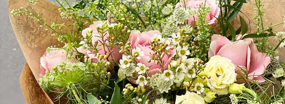 Field me roses
