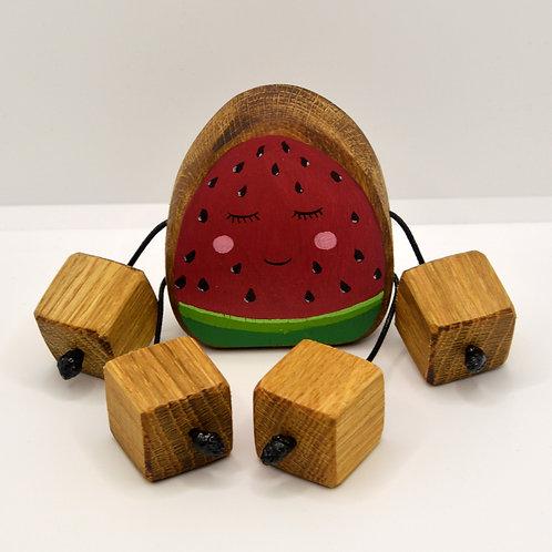 Watermelon minirue doll