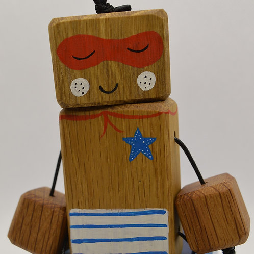 Super Star Stripes Roo Doll