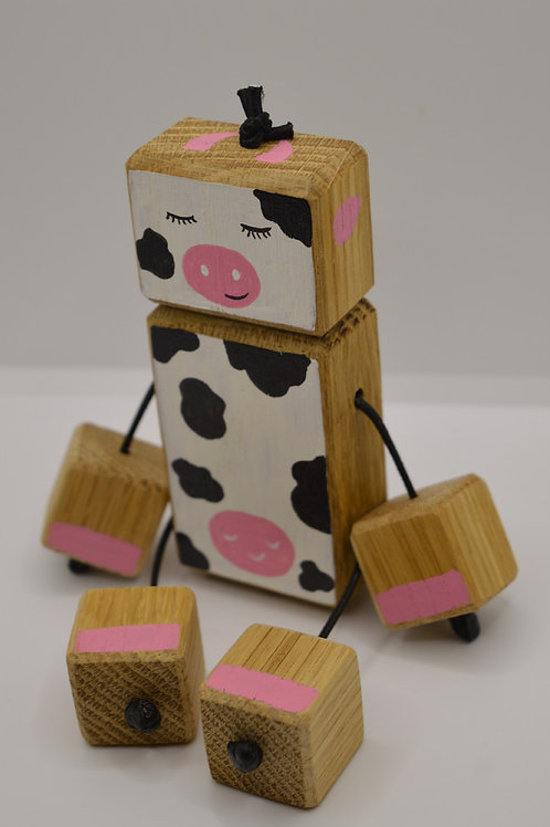 Farmyard Cow doll