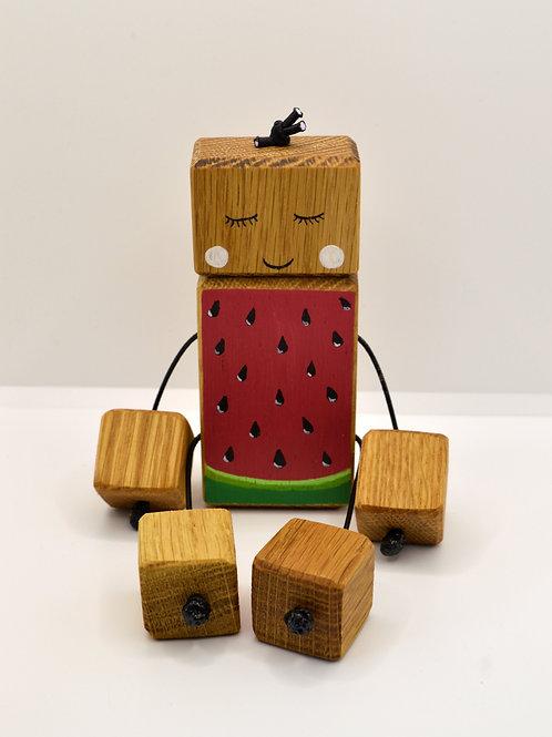 Watermelon doll