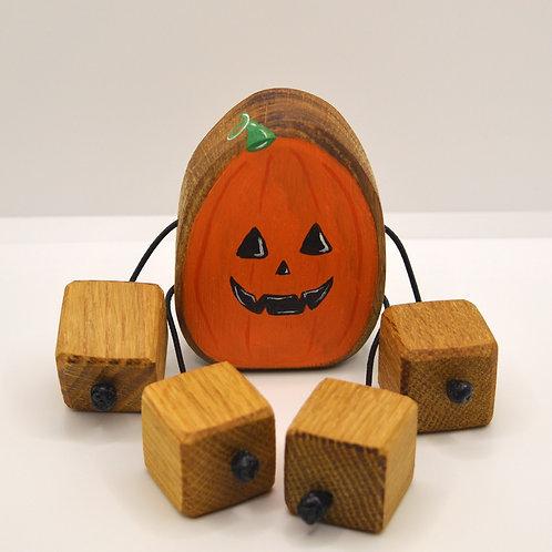 Pumpkin Minirue doll