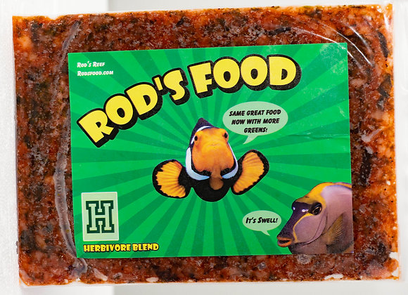 Rods Food Herbivore Blend