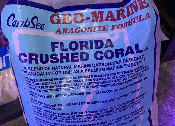 Florida Crushed  Coral 40lb Bag