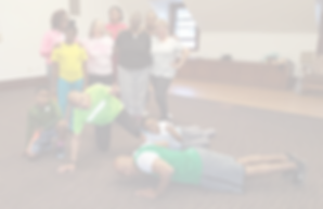 Pittsburgh Group Fitness Class