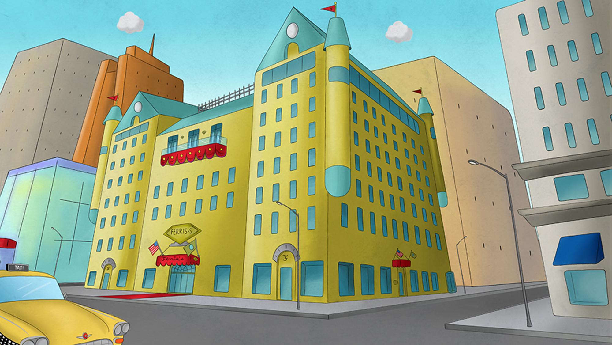 Ferris's Department Store