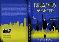 'Dreamers Wanted' Cover