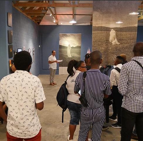 Solo Exhibition - Cape Town