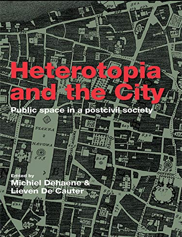 '. . . those marvellous empty zones on the edge of our cities': heterotopia and the 'dead zone'