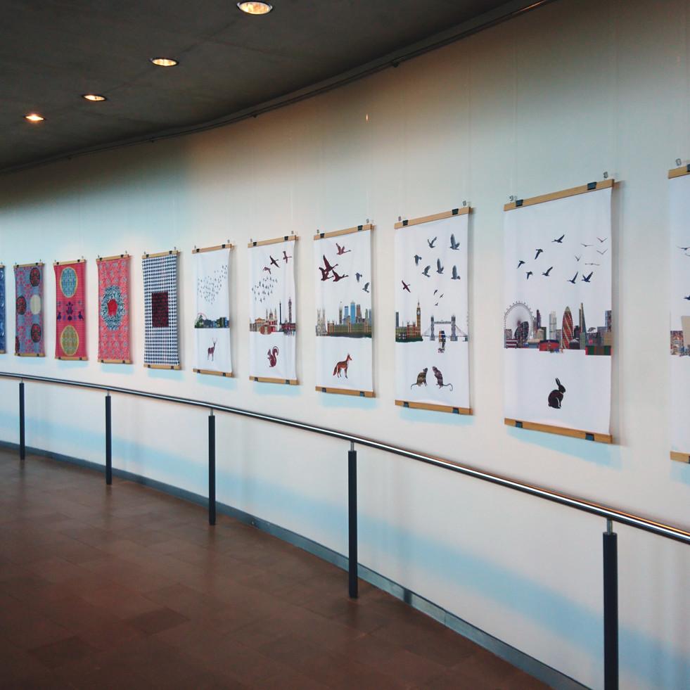 London City Hall solo exhibition