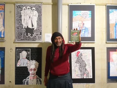 Artist of the Month- October: Edi J Mandala