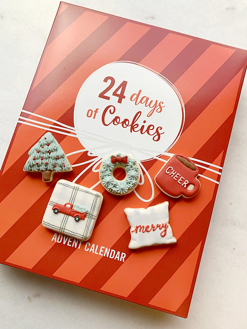 Cookie Advent Calendar