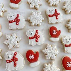 Winter Cookies