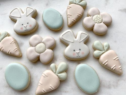 Easter Mini Cookies
