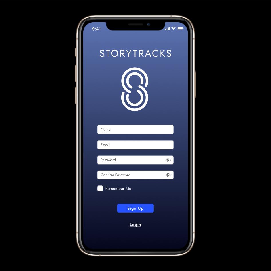 ▶ High-Fidelity Design - Storytracks_ Hi