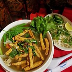 Hu Tieu Vegan Soup