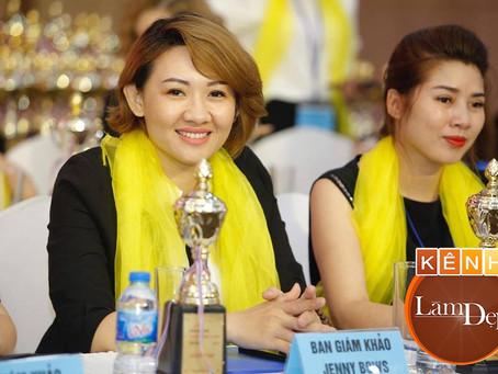 CEO Jennie Thảo Bùi - Giám Khảo của Beauty Contest International Award 2018