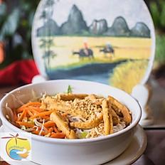 Vietnamese Salad (Bún Xào)