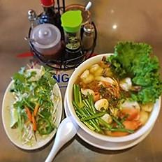 Hủ Tiếu or Mì Seafood