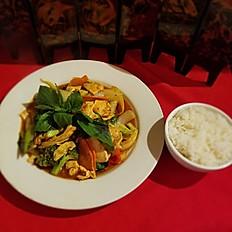 Bangkok Basil Delight