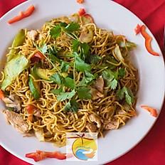 Seafood Yokisoba