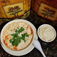 Tom Kha - Coconut Galanga Soup