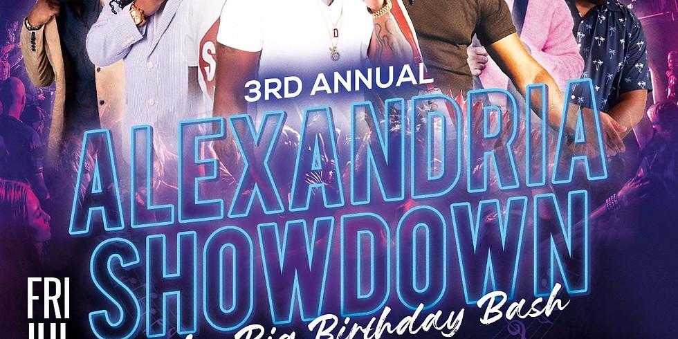3rd Annual Alexandria Showdown (Tucka's Birthday Bash)