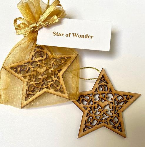 Star of Wonder Blessing
