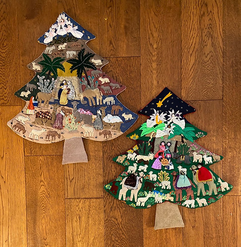 Threads of Hope Peru - Medium Christmas Tree