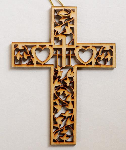"""7"""" Grow In Love Cross"""