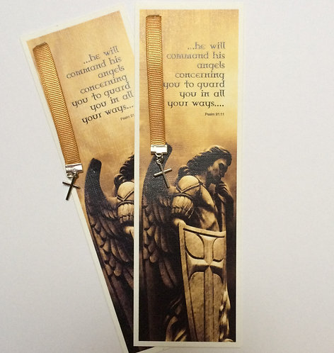 Guardian Canvas Bookmark