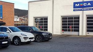 meca bilverksted i Drammen