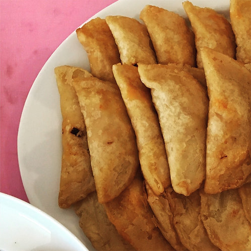Corn Empanadas (2 Dozen minimum)